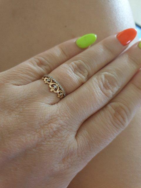 Превосходное кольцо.