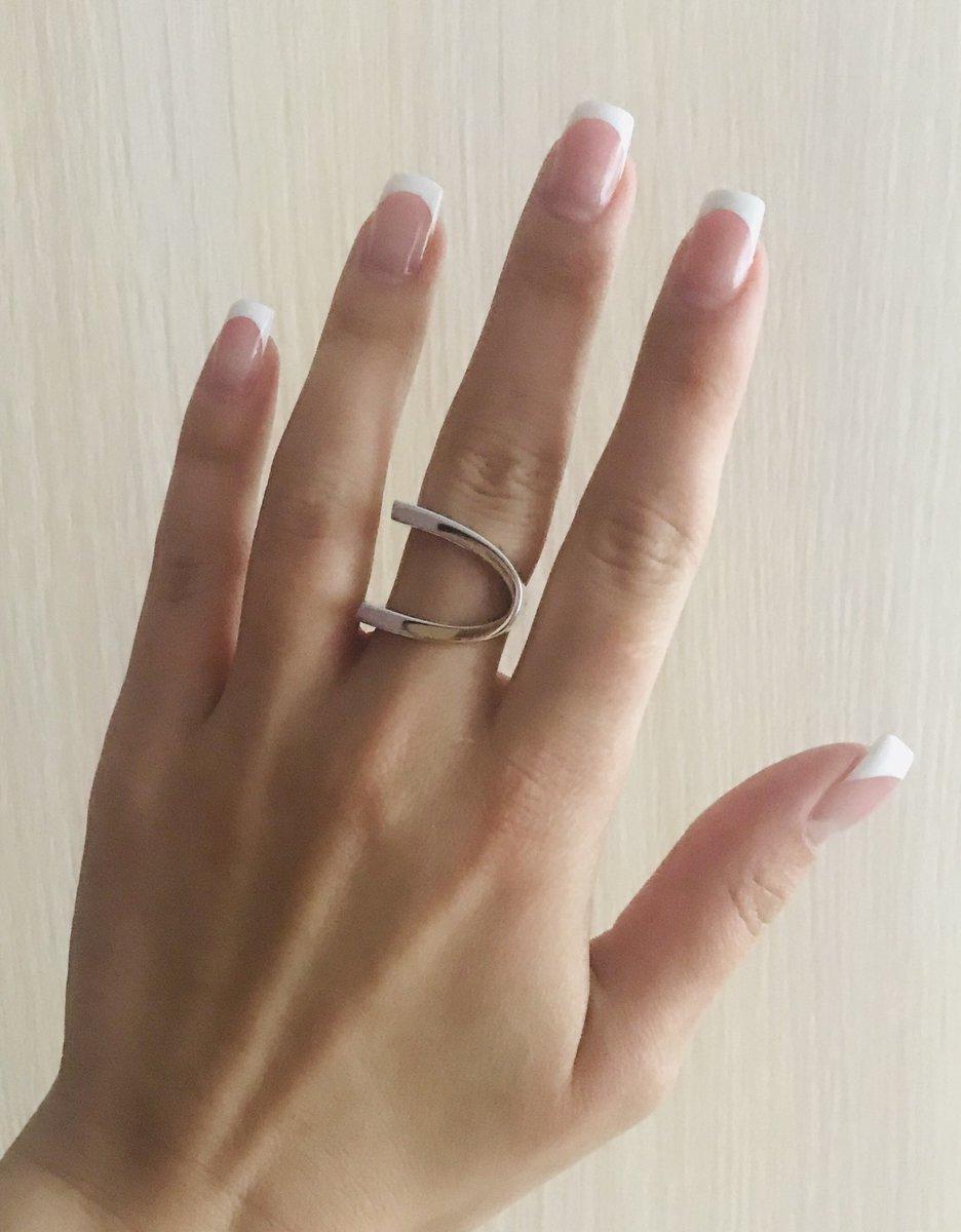 Кольцо 😍👍🏻, доставка 👎🏻