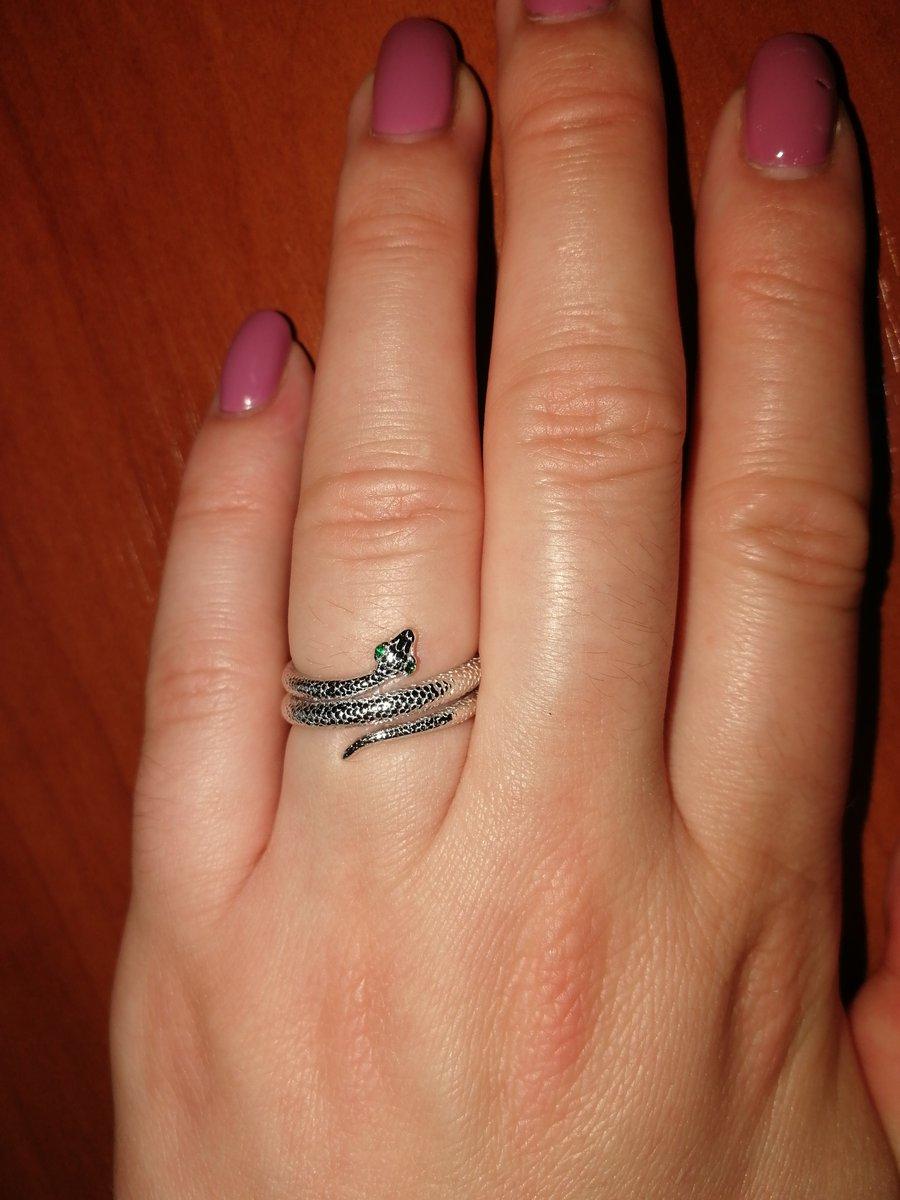Моё кольцо-талисман.