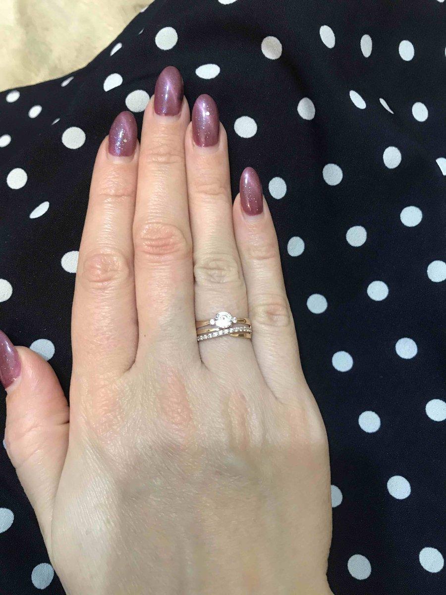 Прекрасное кольцо!!! Очень рада!!