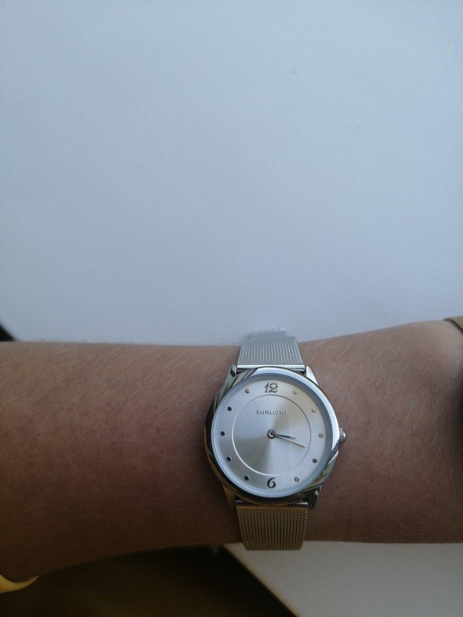 Отзыв на часы