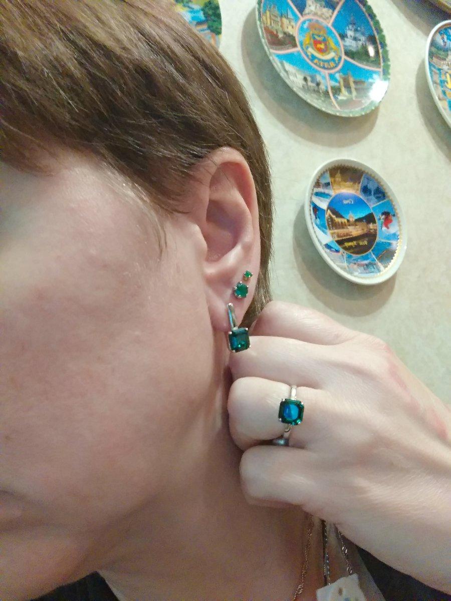 Серебряное кольцо с полотен итальянских художников.