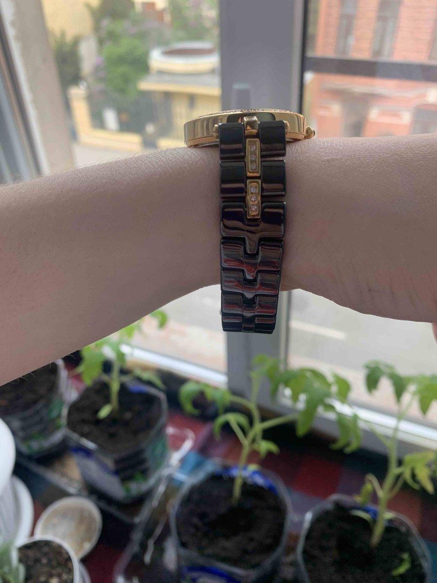 Керамические часы Tamer
