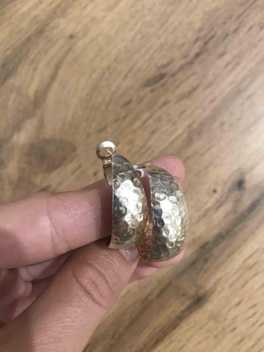 Серебряные серьгиг