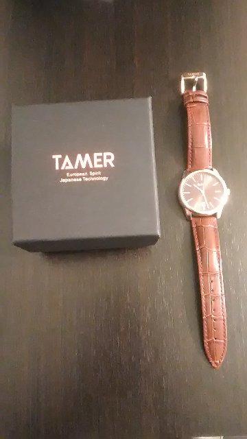 Часы с оттенком