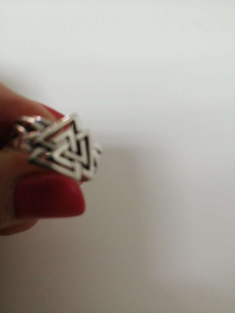 Символ кольца Валькнут