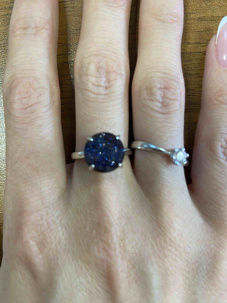 Космическое кольцо 😍