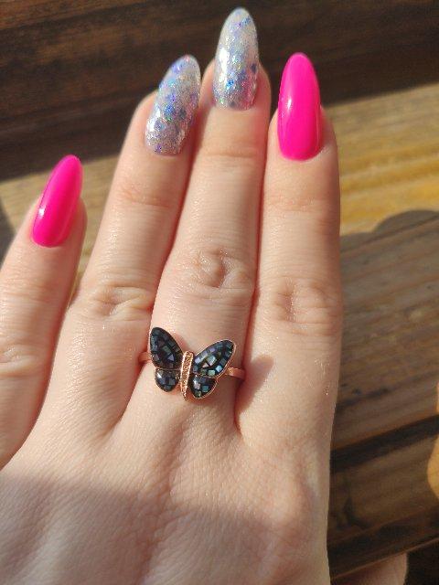 Бабочка)))