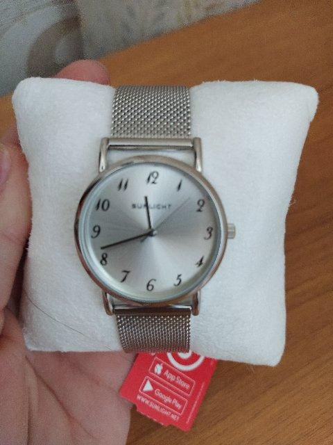 Часики супер!!!! Очень понравились)))