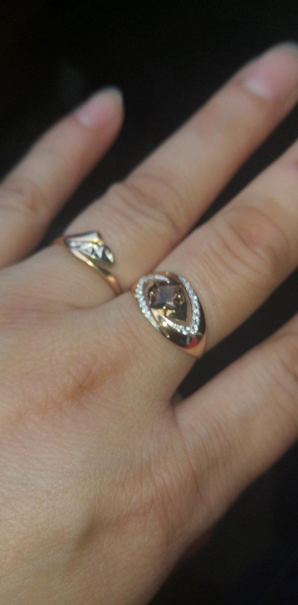 Влюбилась с первого взгляда, обалденные кольцо, спасибо за такую красоту