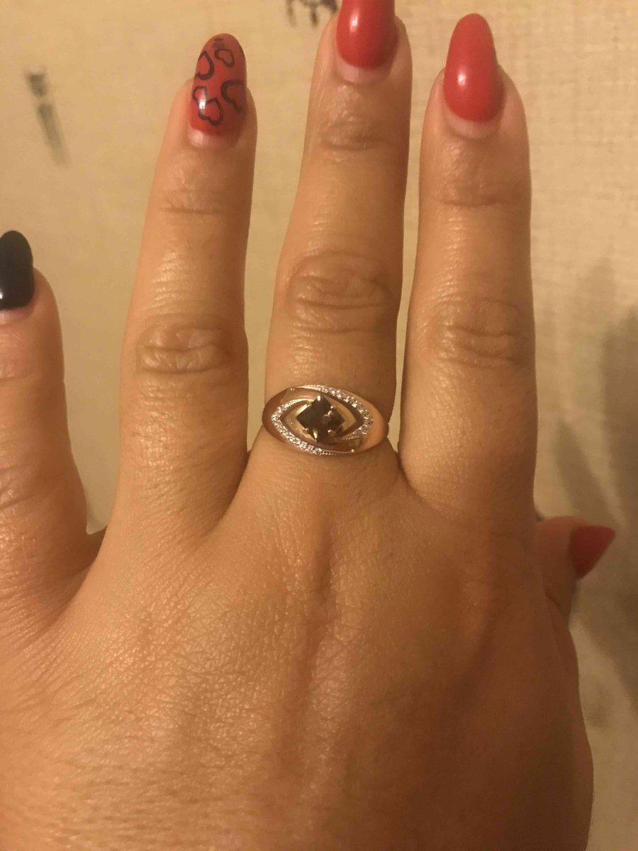 Кольцо суперский!Точно как на видео