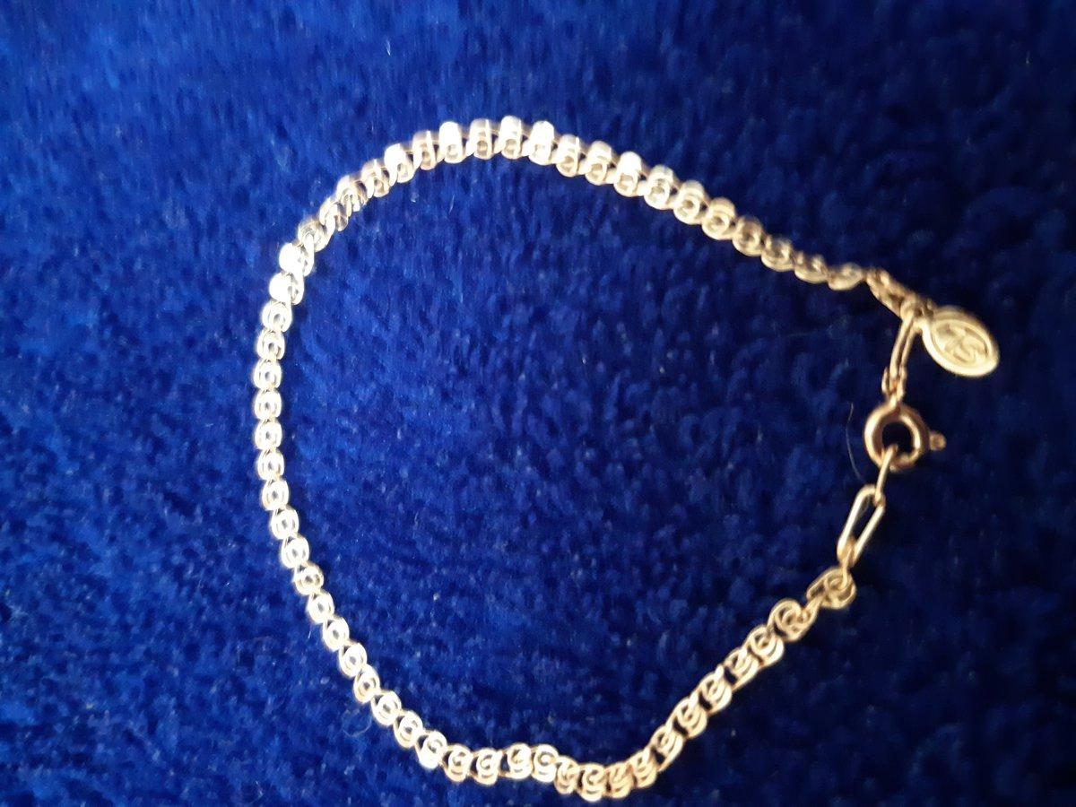 Золой браслет