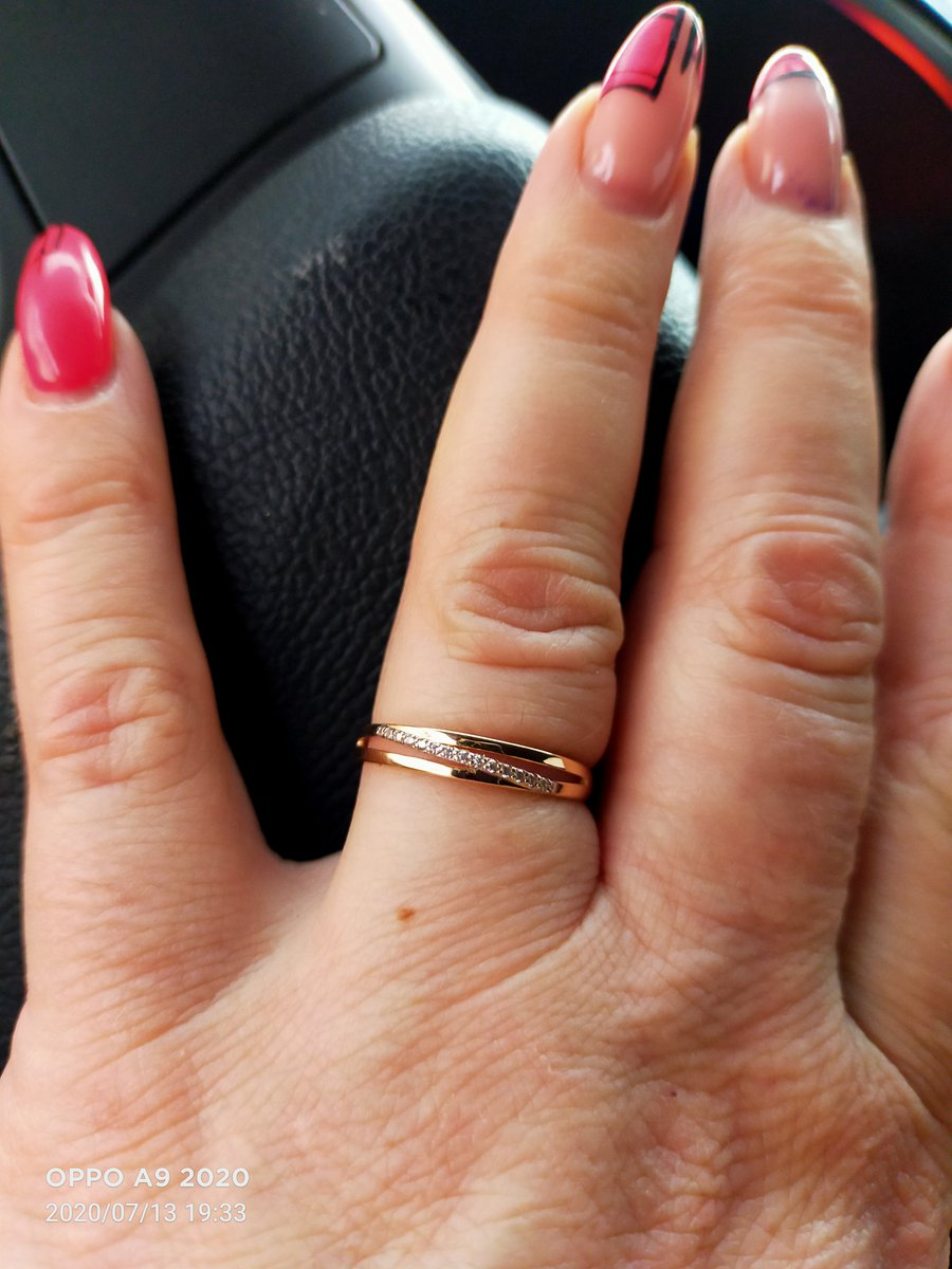 Колечко на палец колечко