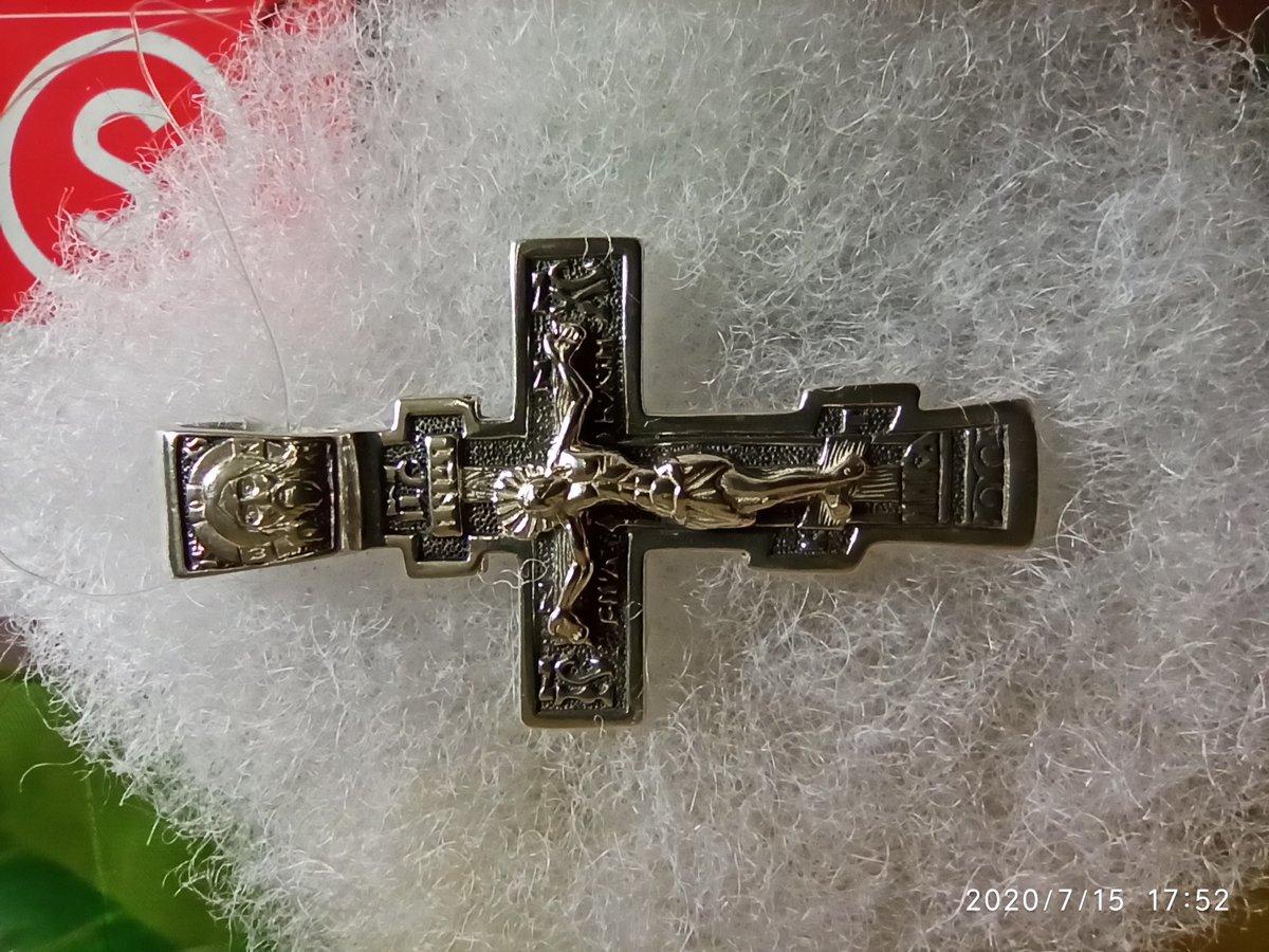Крест идеальный!
