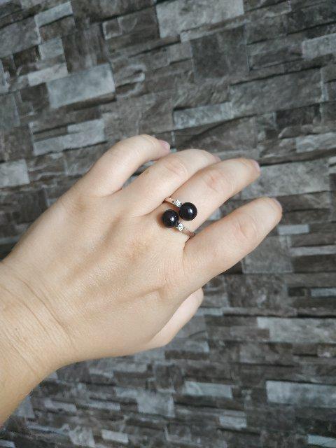 Неплохое кольцо для комплекта