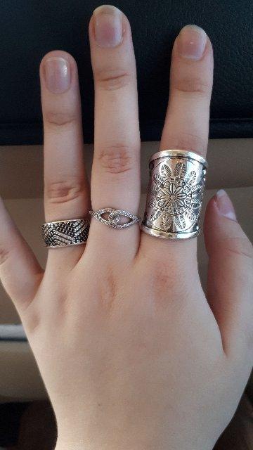 Крутое кольцо 😊