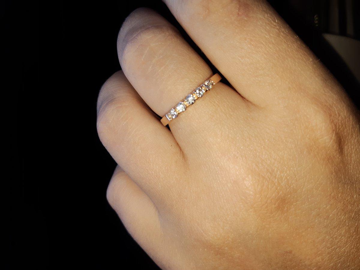 Прелестное кольцо.