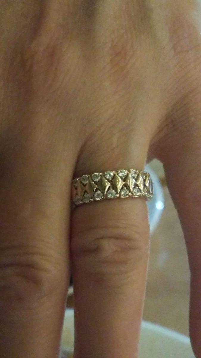 Кольцо супер. Мне очень понравилось.