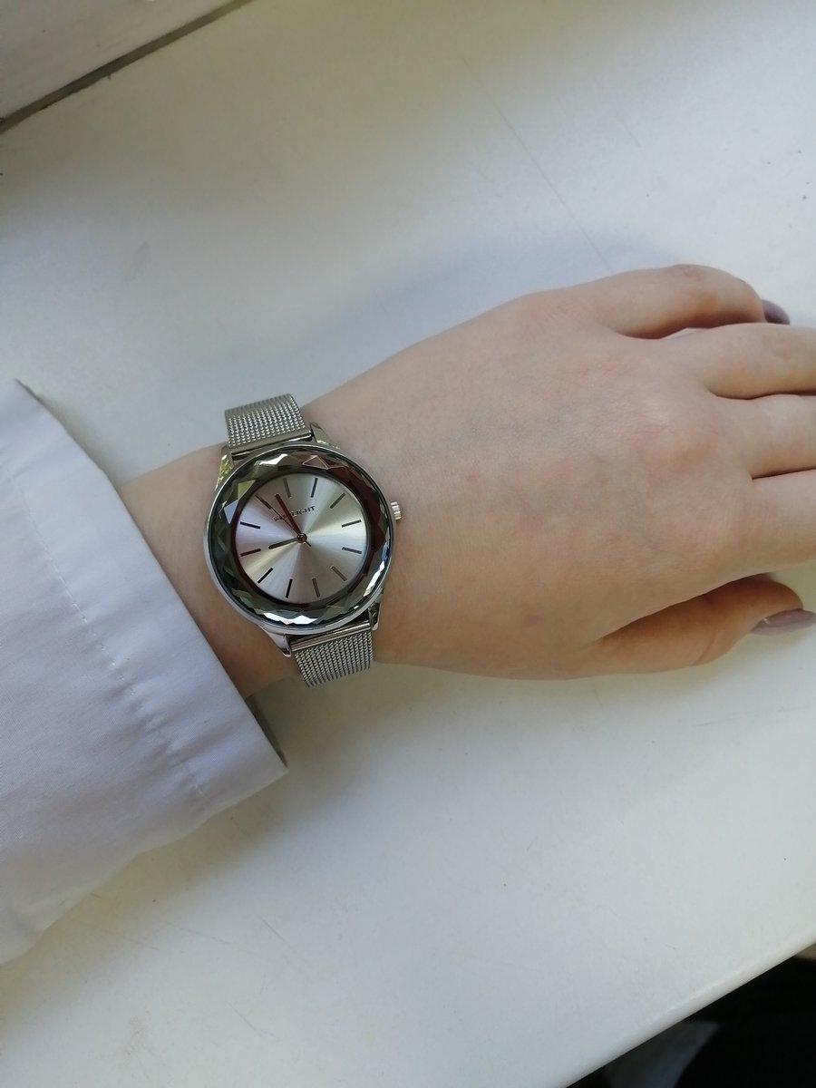 Решила подарить себе часы