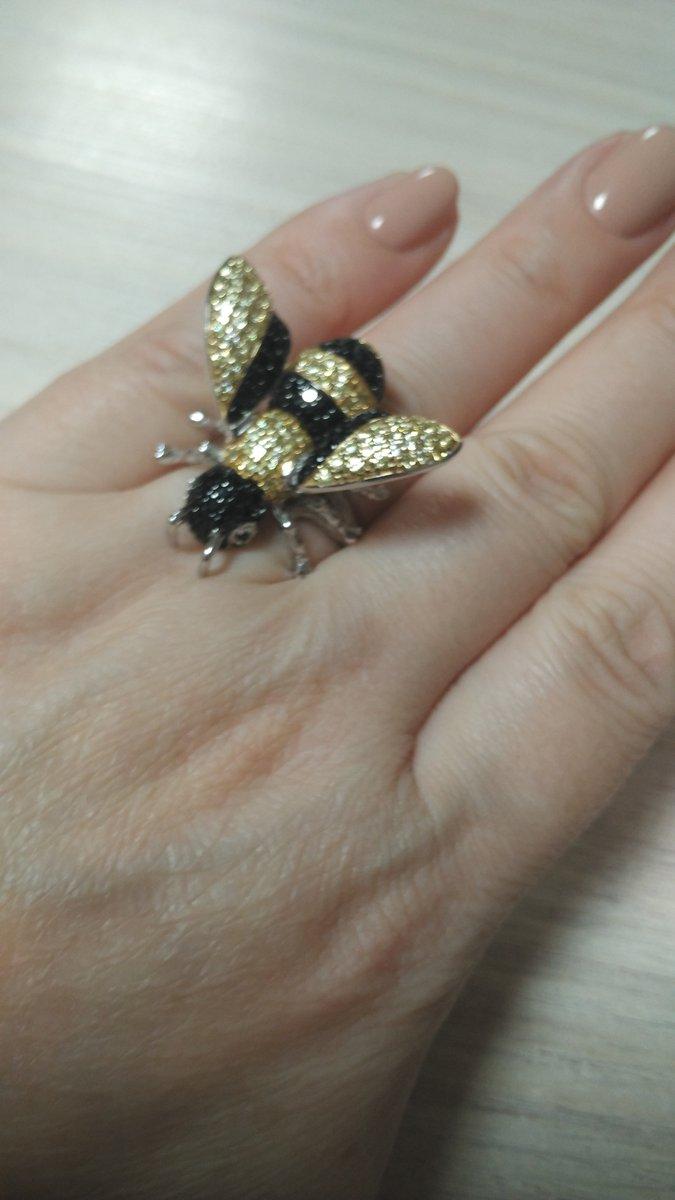 Кольцо Пчёлка