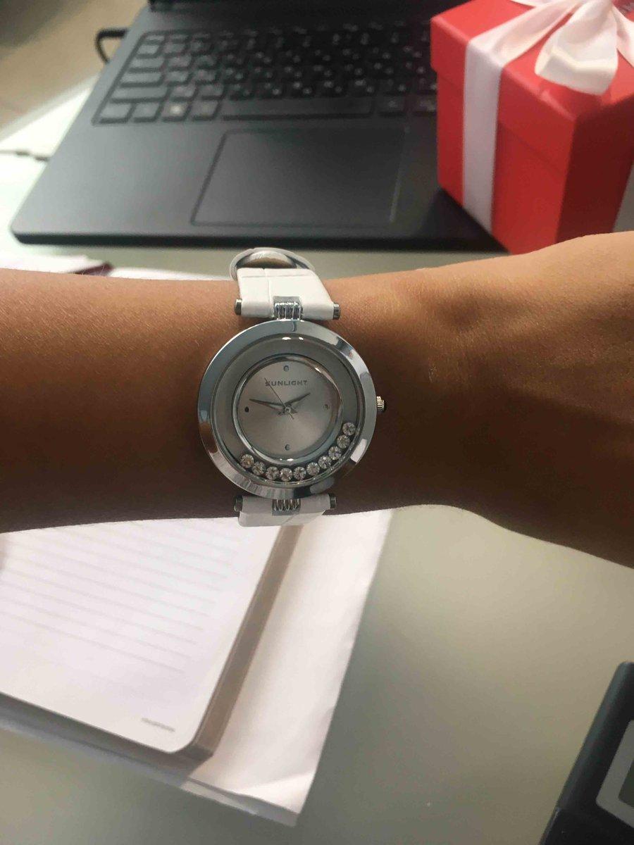 Часики супер! я довольна!