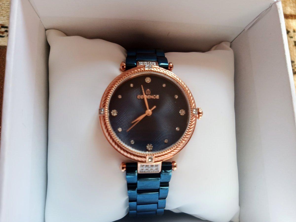 Часы от сваровски