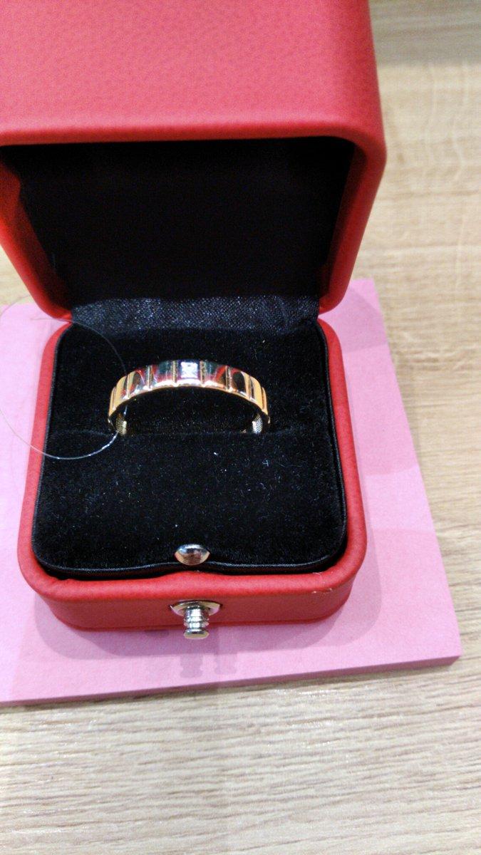 Кольцо из жёлтого золота с бриллиантом
