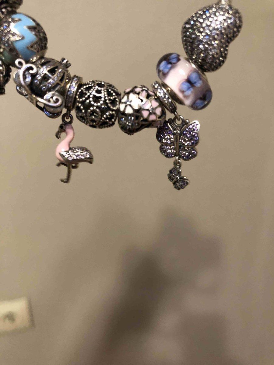 Серебрянная подвеска с фианитами и эмалью