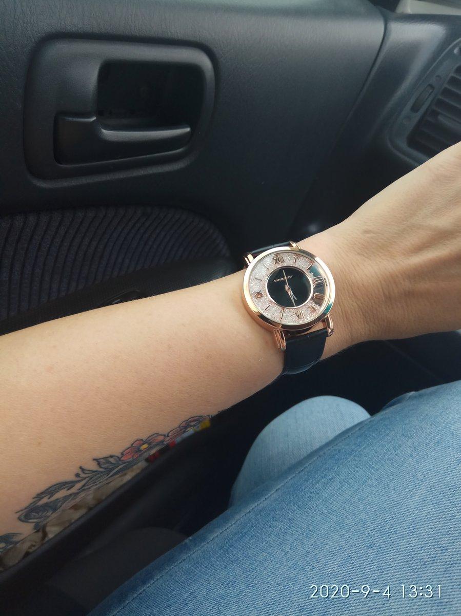 Часы спасибо