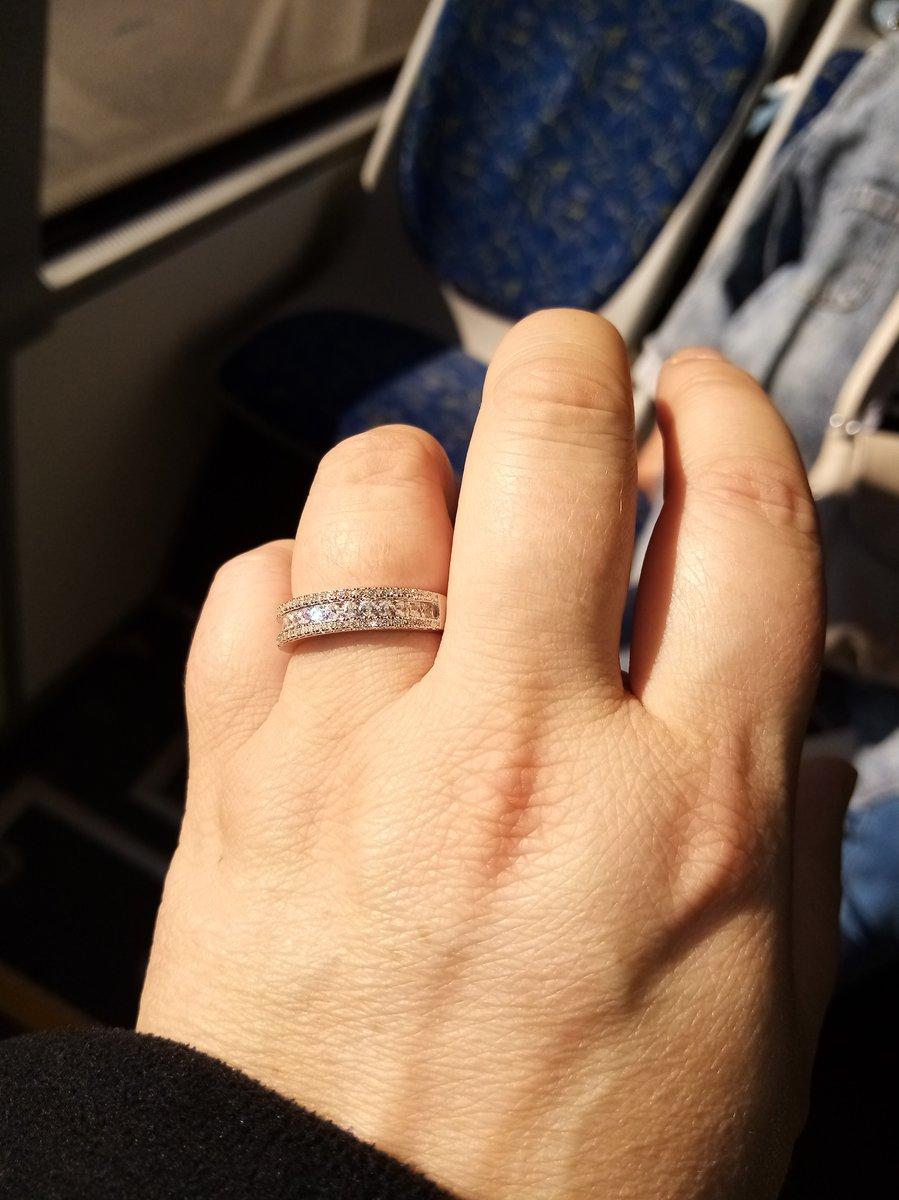 Восторг от кольца