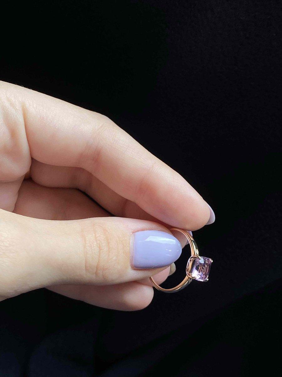Кольцо для любителей минимализма