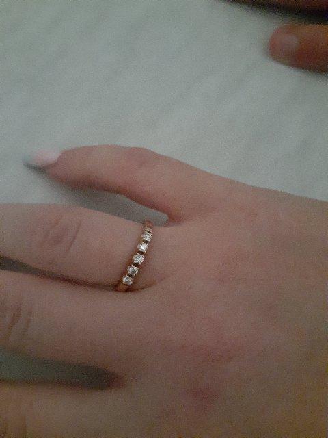 Купила как обручальное кольцо
