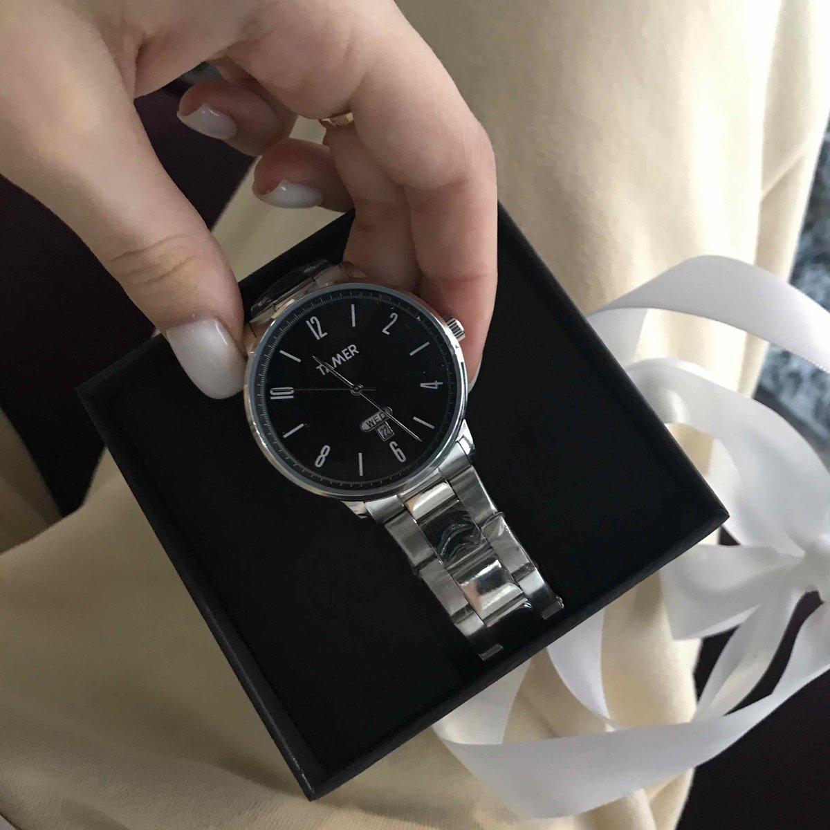 Часы музские в подарок