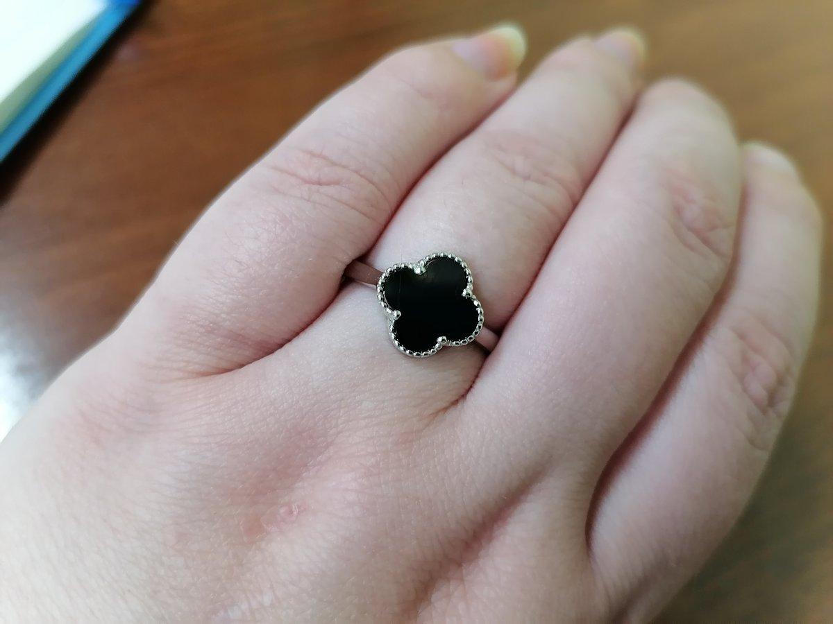 Я влюбилась в это кольцо