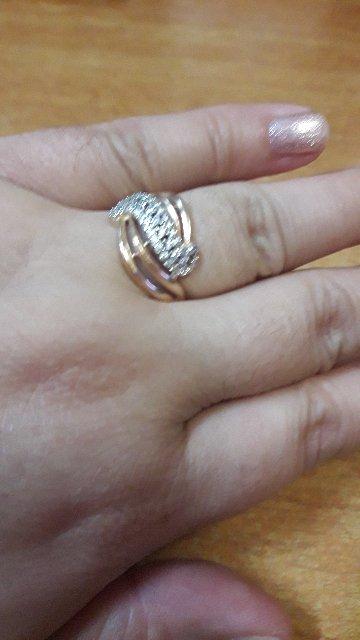 Мне очень понравелось это колцо серебро..