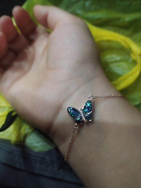 Браслет-бабочка