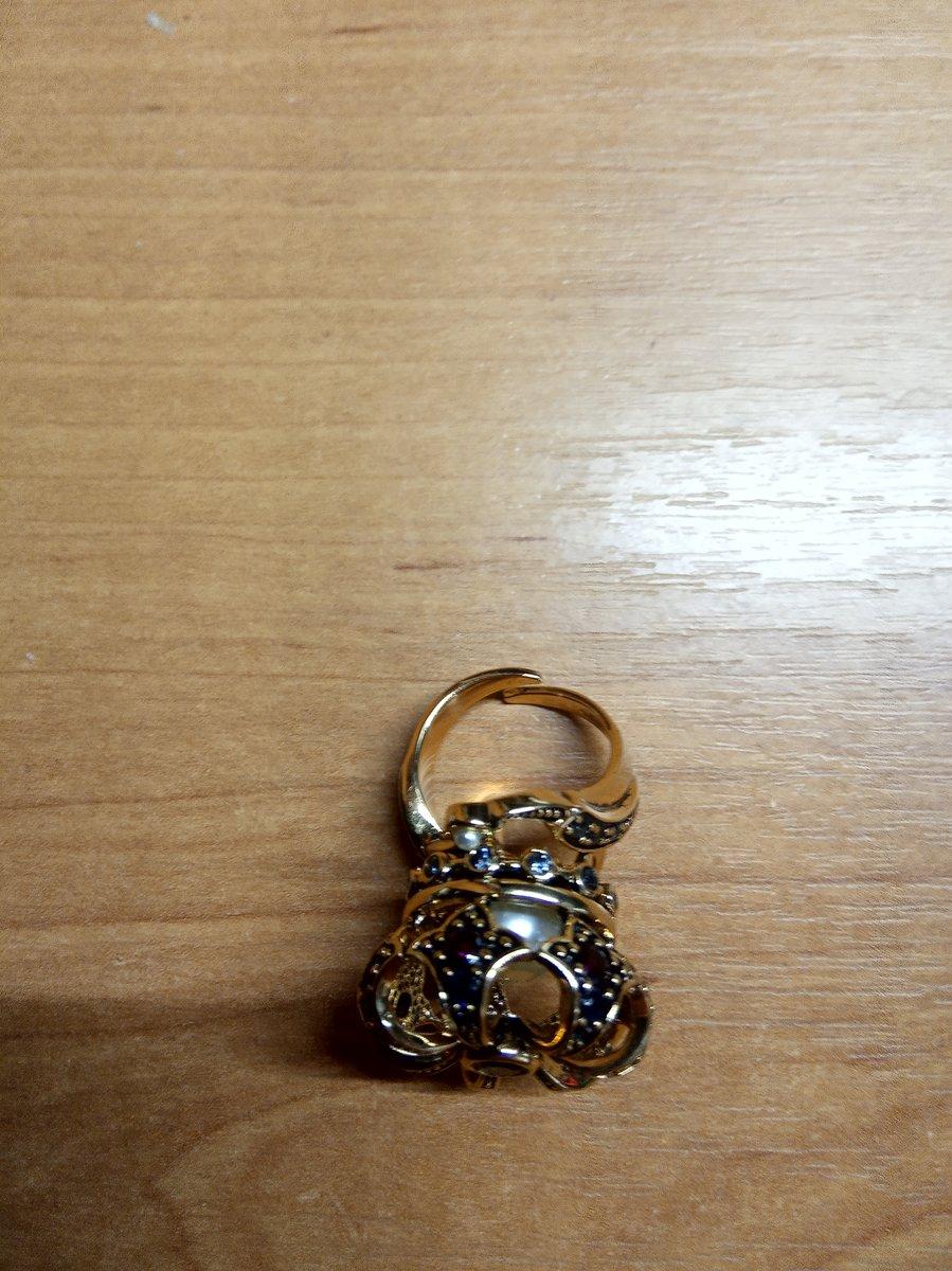 Кольцо из серии богема