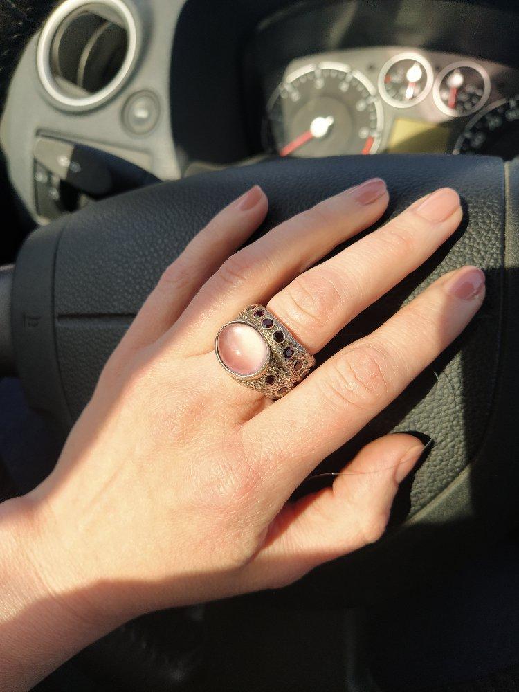 Кольцо нереальное просто!