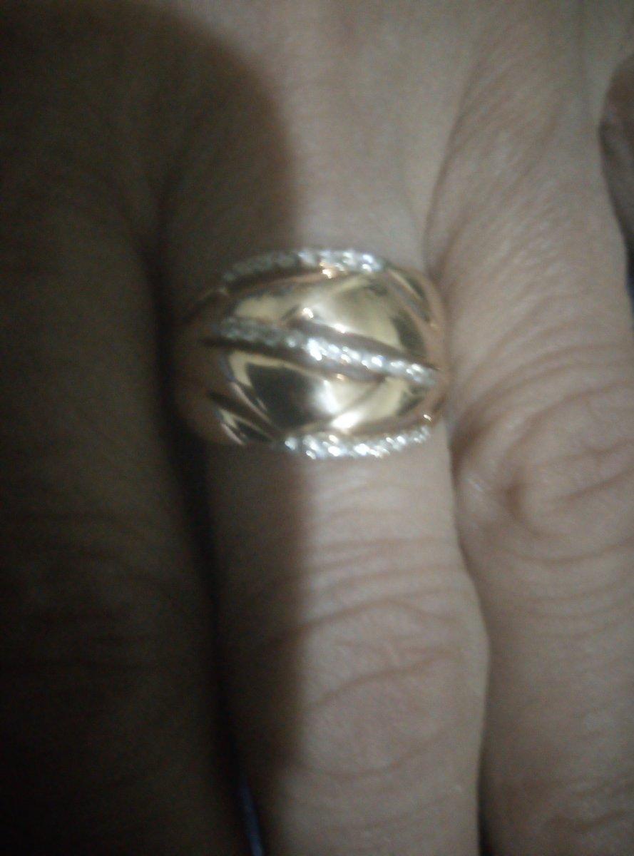 Приобретение кольца