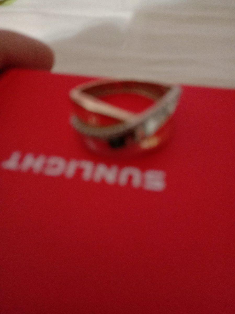 Кольцо красиво