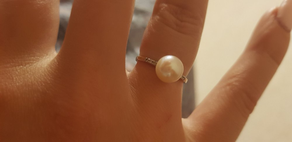 Кольцо одри