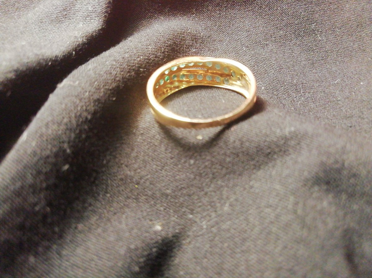 Яркое, оригинальное, необычное кольцо