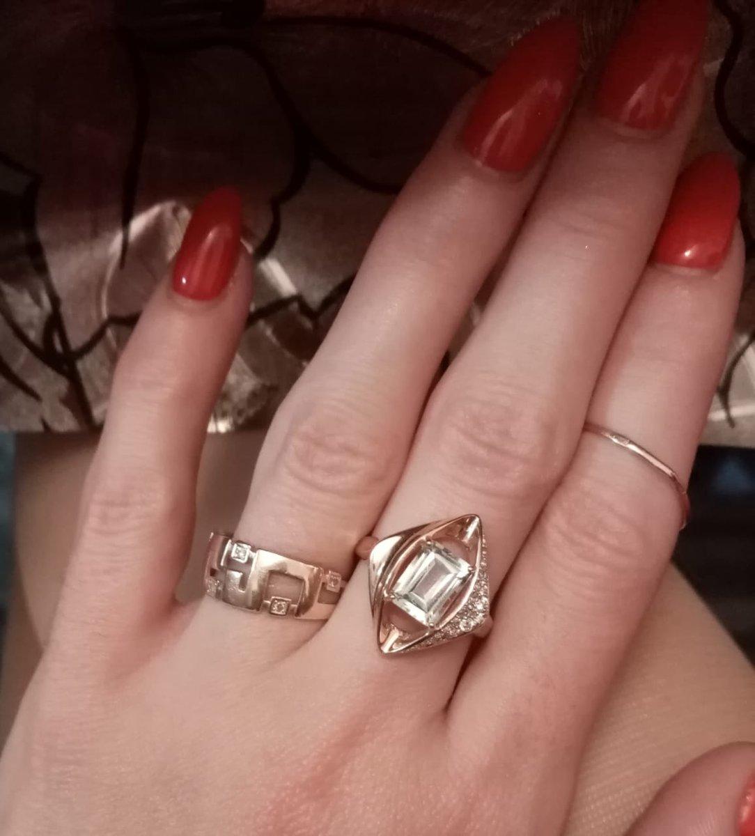 Кольцо для моей богини