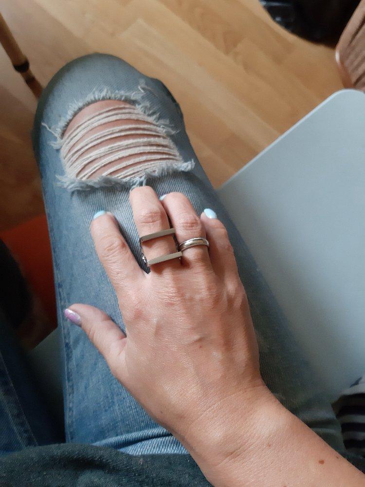 Кольцо просто нереальное!