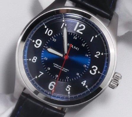 Красивые и тяжёленькие в меру, чисто мужские часы.