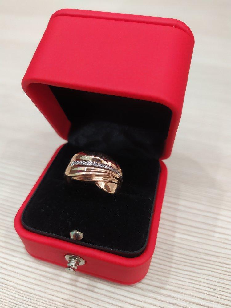 Просто изумительные кольцо