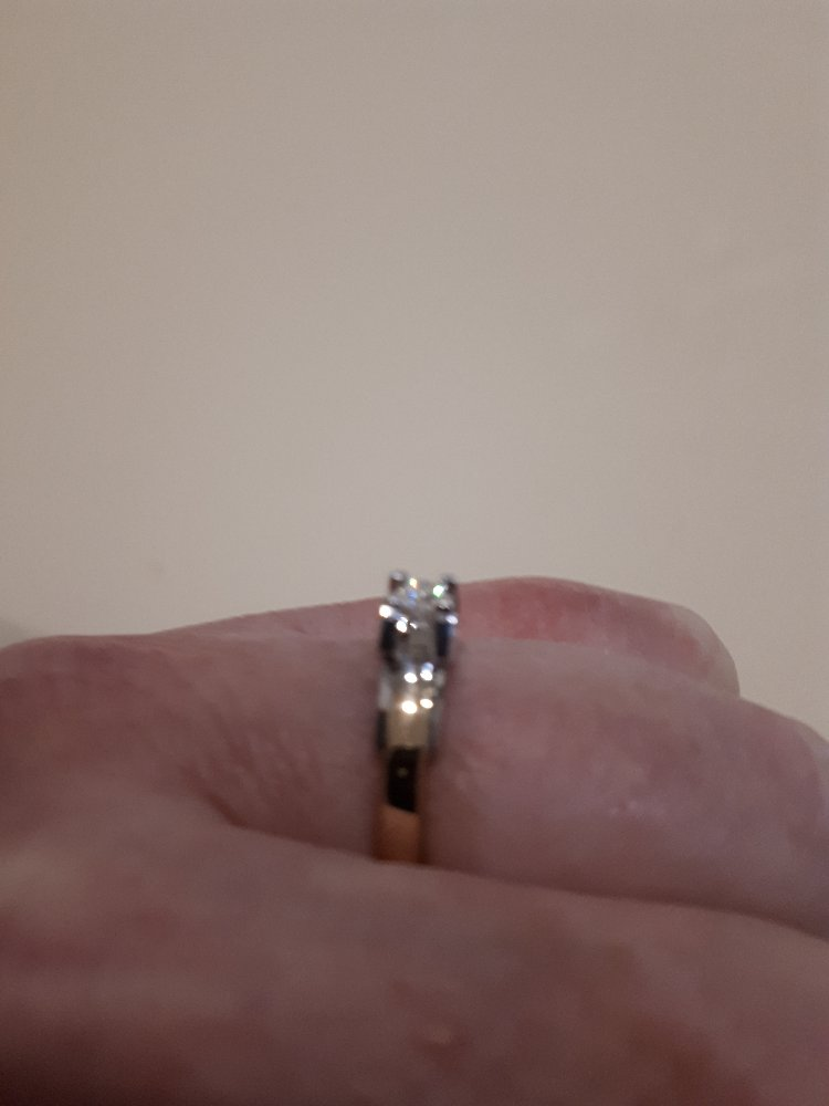 Сияющий бриллиантик