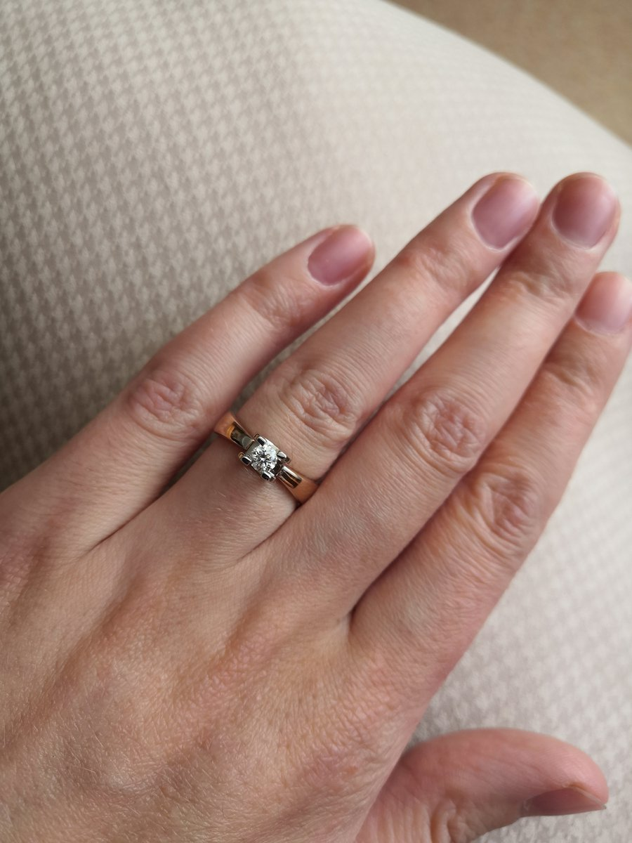 Прекрасное кольцо! 💍💎