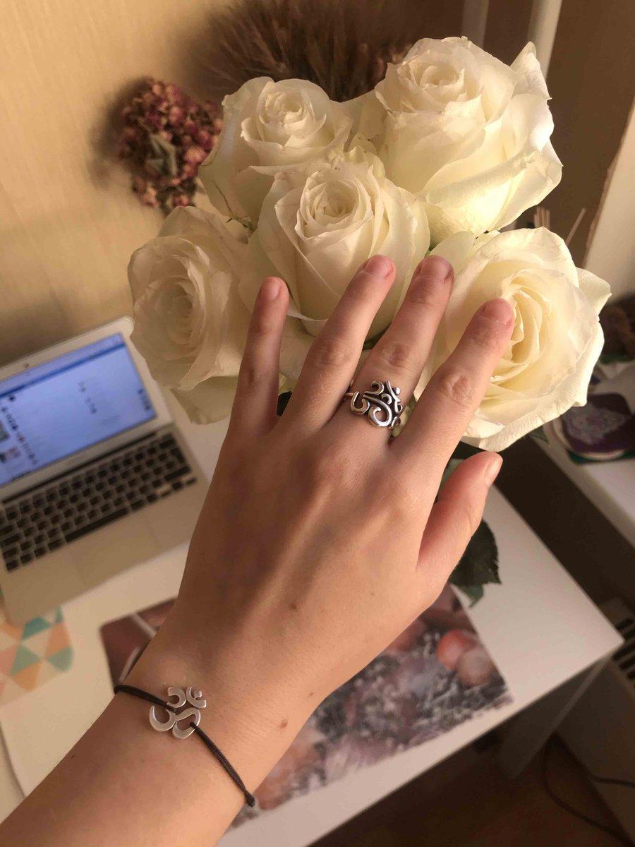 Кольцо- любовь