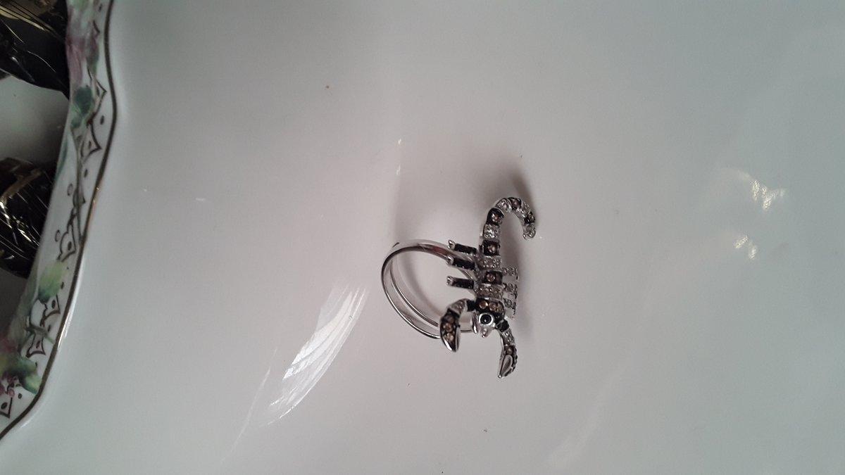 Прекрасный скорпион